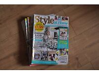 Style at Home 12 issues year 2015