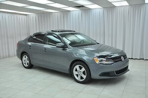 2014 Volkswagen Jetta TSi TURBO SEDAN w/ BLUETOOTH, HTD SEATS, S
