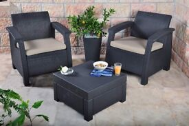Style flat weave that is durable! SOFA SOFA 100% Rattan!