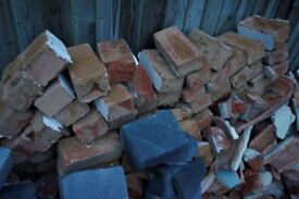 Reclaimed Bricks - 1929's from Art Deco Property: NEEDS CLEANING