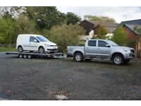 CAR TRANSPORT, PLANT, RECOVERY AND STORAGE (tractor trailer quad classic mot)