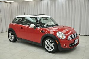 2012 MINI Cooper 4PASS 3DR HATCH w/ BLUETOOTH o ALLOYS o PANORAM