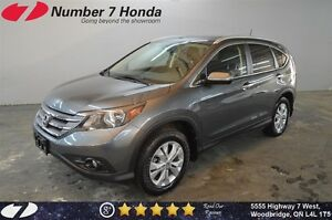 2013 Honda CR-V Touring| Leather, Loaded, All-Wheel Drive!