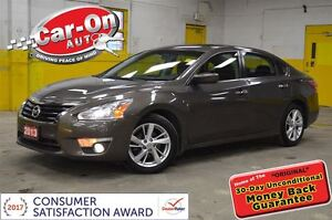 2013 Nissan Altima 2.5 SV SUNROOF only 40,000 km