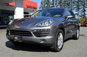 2013 Porsche Cayenne S -  Loaded!