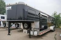 2012 Shadow 3-Horse Trailer with Living Quarters