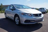 2013 Honda Civic LX! Guaranteed Approvals! New MVI!