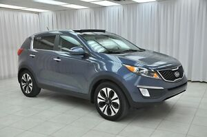 2013 Kia Sportage SX T-GDi TURBO AWD SUV w/ BLUETOOTH, HEATED/VE