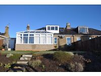 Beautiful semi detached 4 bedroom bungalow in Roslin