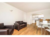 A bright top floor one bedroom flat to rent in Kingston. London Road.