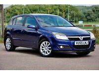 2005 Vauxhall Astra 1.9 CDTi 16v Elite 5dr+DIESEL+FREE WARRANTY+FULL SERVICE HISTORY+12 MONTHS MOT