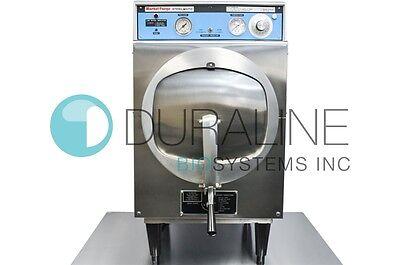 Refurbished Market Forge Stme Steam Sterilizer 6 Months Parts Labor Warranty