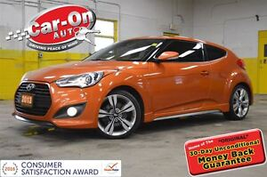 2013 Hyundai Veloster TURBO NAV LEATHER