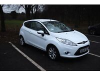Ford Fiesta 2010 1.25 Zetec - Excellent Condition. FSH. 49k miles. Selling due to relocation