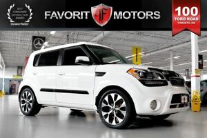 2013 Kia Soul 2.0L 4u | LTHR | NAV | BACK CAM | HEATED SEATS