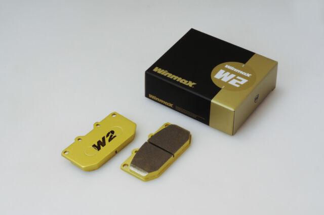 Winmax W2 Rear Brake Pad For ATENZA 01.08- GH5FW(SPORT WAGON) 25EX