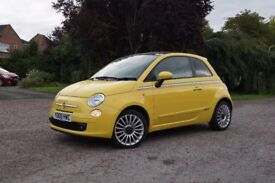 2008 08 Fiat 500 16v 1.4 Sport 3 Dr, Hpi clear, P/ex welcome,