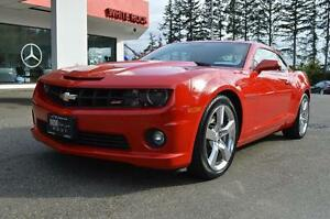 2010 Chevrolet Camaro 2SS - Reduced $1,000