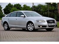 2005 Audi A6 Saloon 2.0 TDI SE 4dr+DIESEL+LONG MOT+SERVICE HISTORY