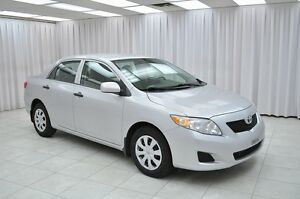 2010 Toyota Corolla INCREDIBLE DEAL!! CE SEDAN w/ BUCKET SEATS,