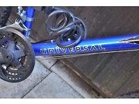 "Mens ""Universal"" bike £35.00 ono"