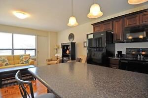 Beautiful open-concept, fully-reno'd 2 bdrm in West End!