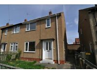 Two Bedroom Semi Detached House with Garden to the Rear & New Carpets & Decorating