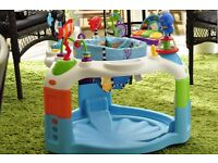 Baby Einstein Rhythm of the Reef Activity Saucer, Activity Centre, Table