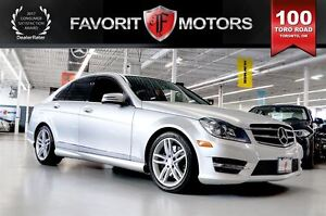 2014 Mercedes-Benz C-Class C300 4MATIC | LTHR | HEATED SEATS | M