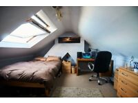 lovely light double room in St Leonards- reavailable