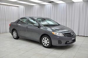 2013 Toyota Corolla CE SEDAN w/ BLUETOOTH, A/C, CRUISE & HEATED