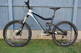 Kona Cadabra full Suspension Bike
