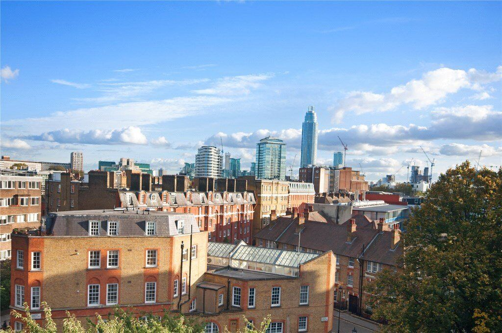 LOVELY MODERN SPACIOUS ONE BED FLAT - VICTORIA - PIMLICO - BALCONY - £365PW- RESIDENTIAL BUILDING