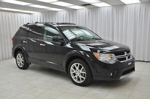 2016 Dodge Journey R/T AWD 7-PASS SUV w/ HTD LEATHER, DUAL CLIMA