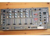 Pioneer DJM-3000 professional 4 channel DJ mixer