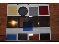 Selection of Cokin P series filters
