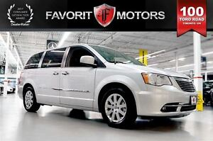 2012 Chrysler Town & Country Touring-L | STOW 'N GO | REAR DVD