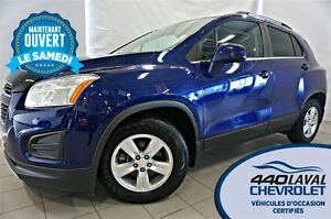 2015 Chevrolet Trax LT*AUTO*BLUETOOTH*MAGS*