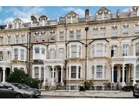 Matheson Road -Beautifully presented two double bedroom garden flat