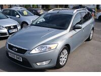 Ford Mondeo Econetic Tdci (grey) 2009