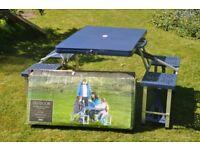 Folding Camping Picnic Garden Table