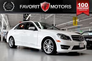 2014 Mercedes-Benz C-Class C300 4MATIC | LTHR | SUNROOF | HEATED