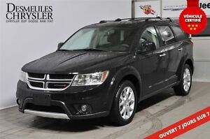 2016 Dodge Journey R/T**AWD**CUIR**PARKSENSE