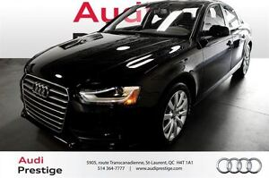 2014 Audi A4 QUATTRO 2.0T !!!