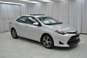 2017 Toyota Corolla LE SEDAN w/ BLUETOOTH, HEATED SEATS / STEERI