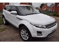Range Rover Evoque 2013 full Land Rover service