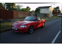 Mazda MX-5 Euphonic Limited Edition 1.8