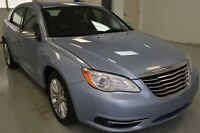 2012 Chrysler 200 Limited, LOCAL, NO ACCIDENTS, LEATHER
