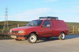 1989 Peugeot 305 GL Van