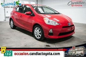 2014 Toyota Prius c * TECHNOLOGIE * NAV * SEULEMENT 15575 KM * A
